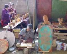 Peter The Wood Carver