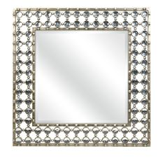 Barclay Jeweled Wall Mirror - IMAX exclusive!