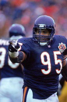 Richard Dent - Chicago Bears - DE.