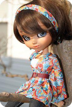 Tinsley (Pullip Nahh-ato), by Tahani2009 on Flickr. #pullip #doll #jun_planning #groove #tahani2009 #nahh_ato #tinsley