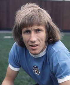 Colin Bell - Bury, Manchester City, San Jose Earthquakes, England.