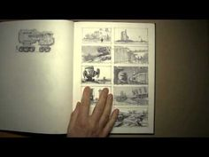 sketchbook tour 2 with Neville Page - YouTube