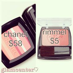Chanel Blush dupe [I actually got this one without knowing it was a dupe, but I LOVE the color it leaves!]