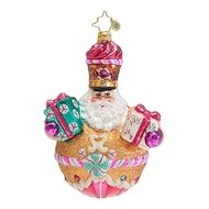 Radko Sweetly Suited Candy & Sweets Ornament 2015