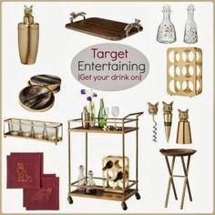 Target: Bar Cart collection