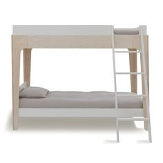 Oeuf Perch Twin over Twin Bunk Bed Wayfair - for Alex's room???