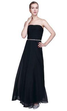 *Maillsa Chiffon Strapless Bridesmaid Dress Prom Dress MS13B0019 (US 18, Dark Navy Blue) Maillsa,http://www.amazon.com/dp/B00ENY8IHQ/ref=cm_sw_r_pi_dp_ysytsb1AC1TV6VCD