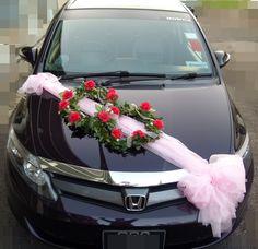 wedding car decoration - Google Search
