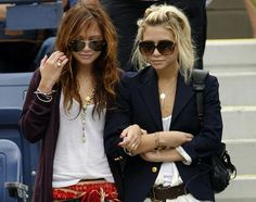 Old pic...Love Ashleys look.(right)