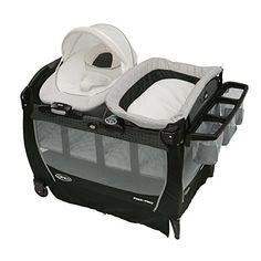 Amazon.com : Graco Pack 'n Play Playard Snuggle Suite LX, Pierce : Baby