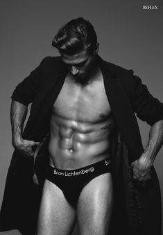 Matthew Noszka by J.M. Dayao for Reflex Homme Magazine (Argentina), April 2015