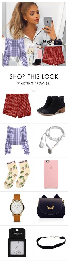 """""""»Bianca«"""" by that-one-group ❤ liked on Polyvore featuring Petersyn, Marc Jacobs, Topshop and Oliver Peoples"""