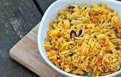 Ayurvedic Tomato Rice With South Indian Seasoning [Vegan] | One Green Planet