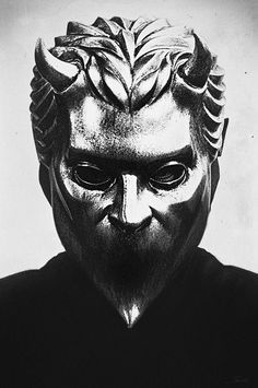Nameless Ghoul Mask