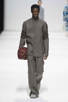 Male Fashion Trends: Jil Sander Fall-Winter 2018 - Milan Fashion Week