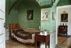 Schlafzimmer von Anna Amalia - Weimarpedia