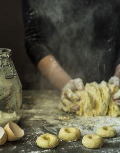 Najlepsze kluski bezglutenowe (paleo) - paleolife Pierogi Recipe, Polish Recipes, Polish Food, Paleo, Healthy Lifestyle, Clean Eating, Food And Drink, Gluten Free, Yummy Food