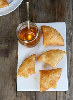 Get this tested recipe for authentic gluten free sopapillas—the New Mexican or South American fried dough drizzled with honey!