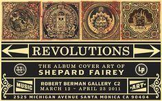Art Nectar | Art News: Street N' Low Group Show and The Album Cover Art of Shepard Fairey Exhibition | http://artnectar.com