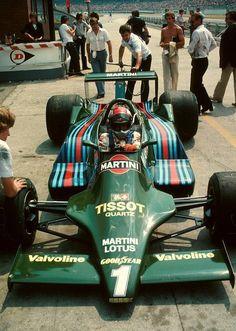 Mario Andretti Lotus - Ford 1979
