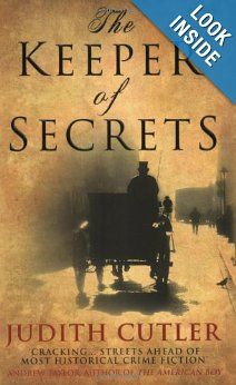 The Keeper of Secrets: Judith Cutler: 9780749079123: Amazon.com: Books recommended by Tricia -well written interesting read historical crime novel