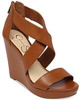 Jessica Simpson Jinxxi Platform Wedge Sandals