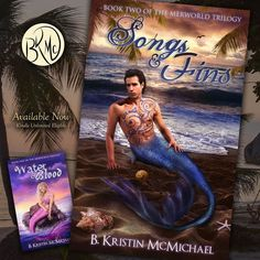 Whitney and Sam are back! Book Two of The Merworld Trilogy is available now!  http://a.co/7Azswlp