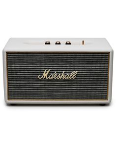 Marshall Stanmore Bluetooth Lautsprecher in Creme