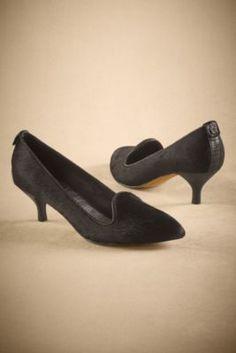 Elliot Lucca Elianna Heels - Slipper Heels, Kitten Heel Shoe, Elliot Lucca Heels | Soft Surroundings