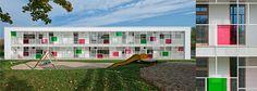 Centro Educativo Maria Enzersdorf / Childcare Centre Maria Enzersdorf - Archkids. Arquitectura para niños. Architecture for kids. Architecture for children.