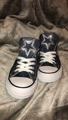 9f0358d90fd8 Dallas cowboys converse shoes sports shoes
