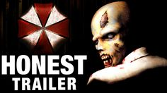 RESIDENT EVIL (Honest Game Trailers) - https://www.social10.net/resident-evil-honest-game-trailers-2/?utm_source=PN&utm_medium=Pins+-+socialdez&utm_campaign=SNAP%2Bfrom%2BSocial+10