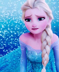 Queen Elsa - Disney's Frozen ❄️                              … Frozen Art, Frozen Movie, Olaf Frozen, Disney Frozen, Frozen 2013, Snow Queen, Ice Queen, Disney Films, Disney Characters