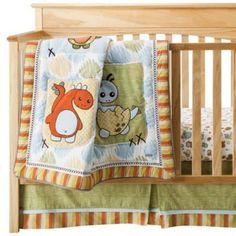 Cocalo Baby 8 Piece Crib Set - Dinos At Play
