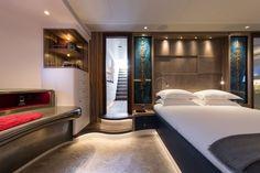 Ngoni Yacht Interior