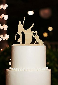 Funny Rustikal Hochzeit Kuchen Topper, Drunk Braut und Br... https://www.amazon.de/dp/B01BEY1DYM/ref=cm_sw_r_pi_dp_x_qfKiyb5NS8W0Q