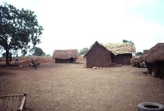Traditional: This is an example of a Kenyan traditional house and most of the people who lives in this kind of houses are the down graded families.