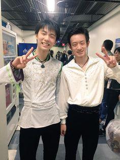 """山本草太Sota Yamamoto on Twitter: """"一日遅れましたが、DOI終わりました! 今シーズンのショートを初めて皆さんの前で滑りました! シーズンまでもっと練習してもっとかっこいいポエタに仕上げます! 皆さんありがとうございました http://t.co/5yL6VQLe3l"""""""