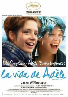 El Azul es un Color Cálido / La Vida de Adele