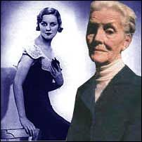 During WWII, Diana Mitford and Mosley were interned at London's Holloway Prison under, thanks to Winston Churchill, relatively comfortable circumstances,Diana remained married to Mosley - and a dedicated Nazi - until the end.