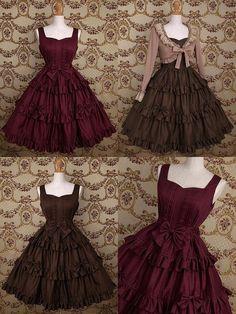 Hermione wears a dress like that