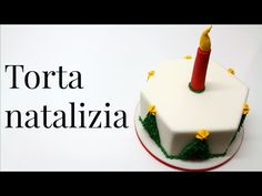 Christmas cake in sugar paste by ItalianCakes Cake Decorating Videos, Tutorial, Desserts, Youtube, Food, Food Cakes, Tailgate Desserts, Deserts, Essen