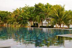 Sehr schön: Swimming Pool des Islanda Eco Village Resorts auf Koh Klang, Krabi, Thailand. Mit ca. 25 Metern Länge perfekt zum Schwimmen! Krabi, Thailand, Swimming, Travel, Nice Asses