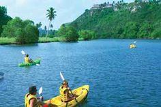 River Kayaking. #VacationExpress