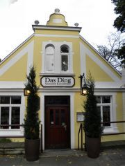 """HANNOVER List Restaurant  """"Das Ding"""" Hanover Germany Provence, Restaurants, Germany, Mansions, House Styles, Places, Outdoor Decor, Pictures, Hannover"""