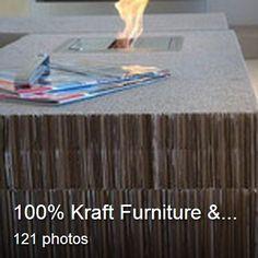 Image Main Gallery X-Board 100% Kraft Furniture | Creations Group