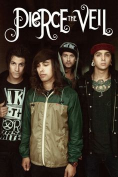Pierce The Veil #PTV, Los lobos. They do jave some occasional screamo but they are good