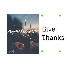 #MindfulEating Tip