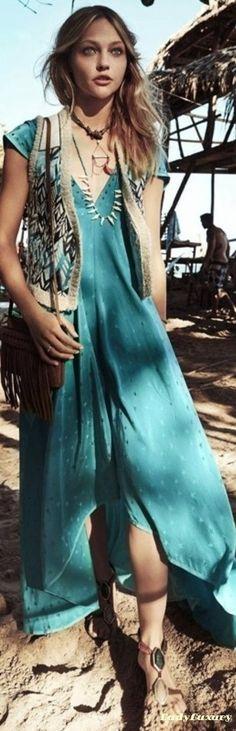 Bohemian Gypsy Spirit-   LadyLuxuryDesigns