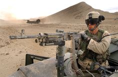 Gunner, Afghanistan. ESS Vehicle Ops goggle. Photo U.S. DOD, credit Ryan Creel.